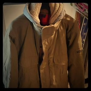 Men's outdoor coat